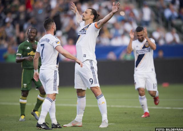 VIDEO: Kolla in Zlatans två mål mot Portland här!