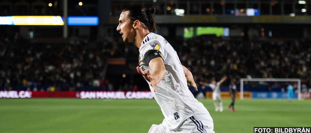 """Zlatan till nervöse pojken: """"Enjoy the moment"""""""