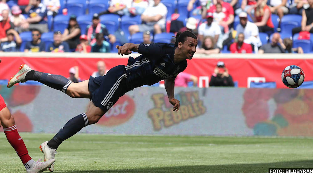 VIDEO: Zlatan Ibrahimovic mål mot New York Red bulls (3-2) - 2019-05-05