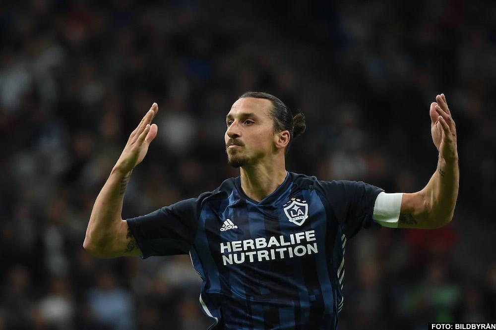 VIDEO Zlatan Ibrahimovic mål mot Sporting KC (0-2) - 2019-05-30