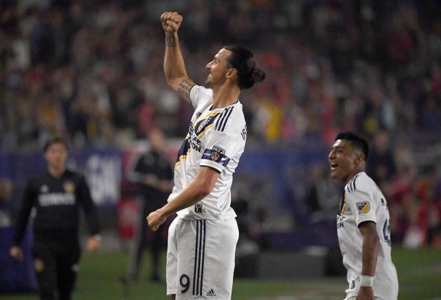 Zlatan utsedd till bästa spelare i MLS