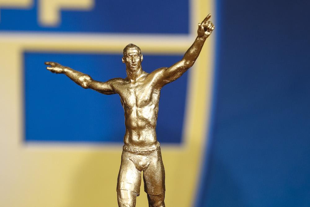 KLART: Då avtäcks Zlatans staty i Malmö