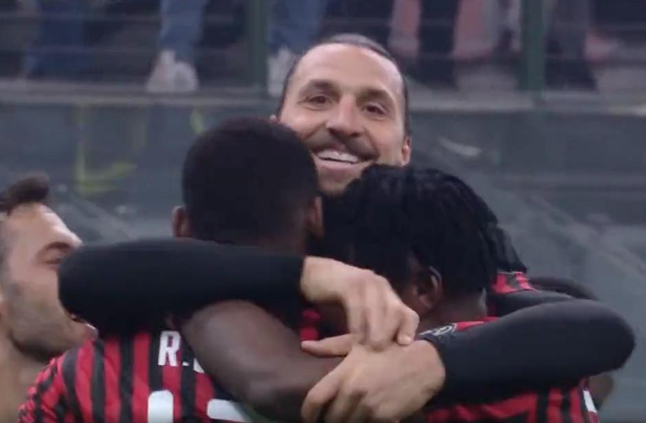 VIDEO: Zlatan Ibrahimovic mål mot Torino (4-2) - 2020-01-28