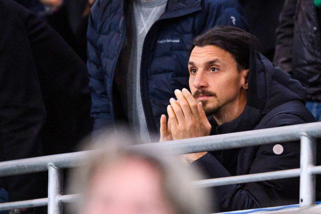 Uppgifter: Zlatan Ibrahimovic kan bli tränare i sommar