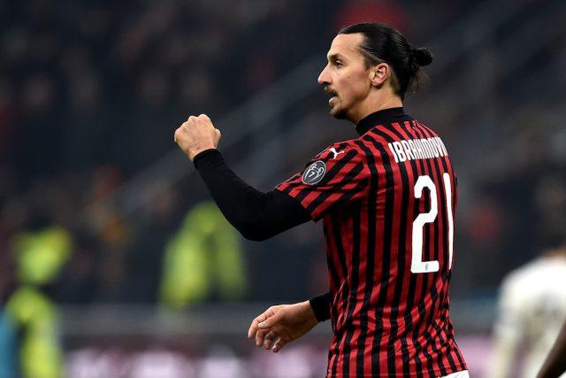 Uppgifter: Zlatan kan flytta inom Italien i sommar