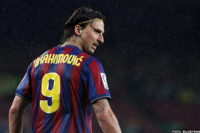Zlatan Ibrahimovic med i tidningens floppelva