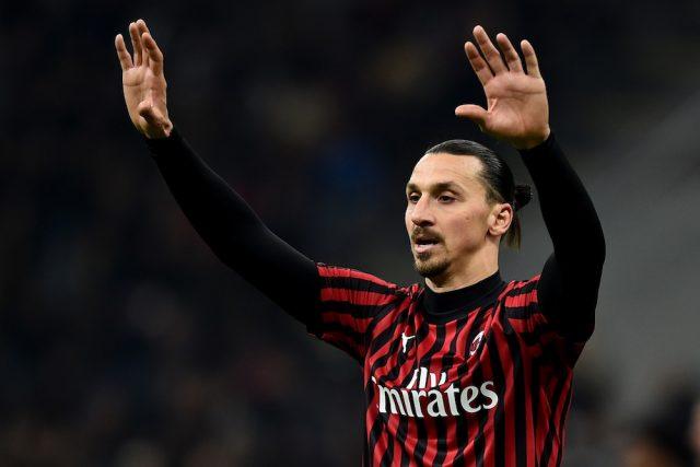Zlatan åker tillbaka till Italien efter en tid i Sverige