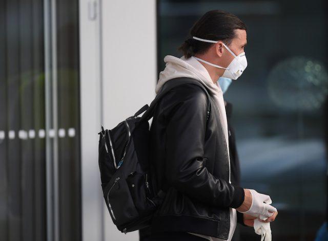 Uppgifter: Zlatan Ibrahimovic lämnar Milan efter säsongen