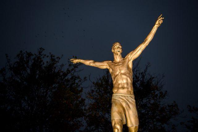 Klart: Zlatan-statyn stannar i Malmö