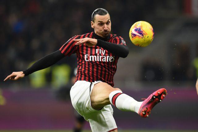 Uppgifter: Zlatan med i Milans matchtrupp mot AS Roma