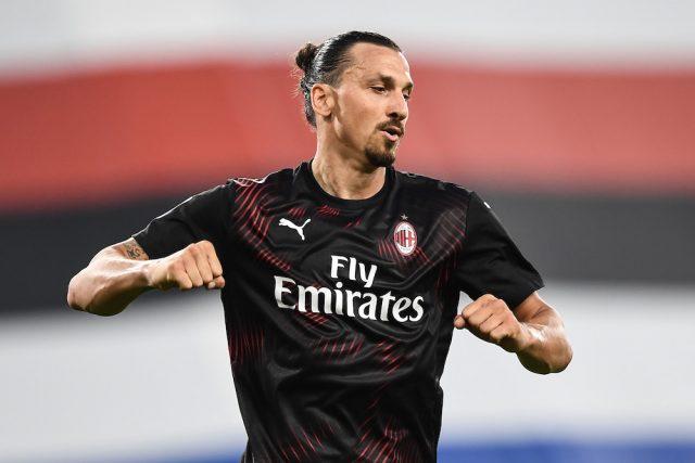 Zlatan hjälte med två mål när Milan slog Sampdoria