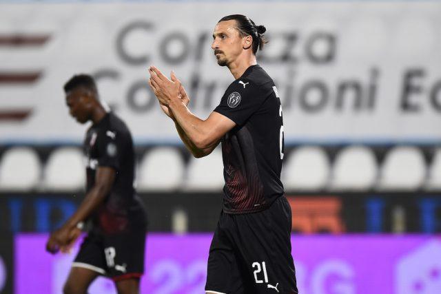 Zlatan med comeback när Milan kryssade