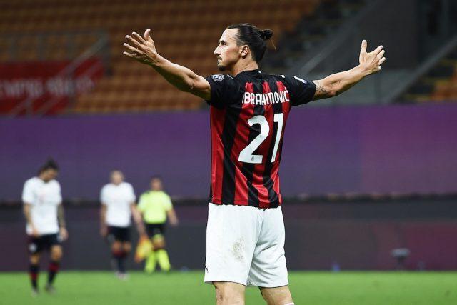 Officiellt: Zlatan Ibrahimovic förlänger med AC Milan
