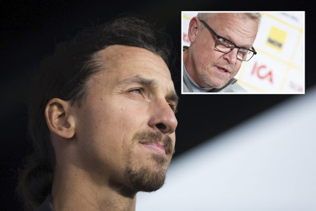 Zlatan sågar Janne Andersson: