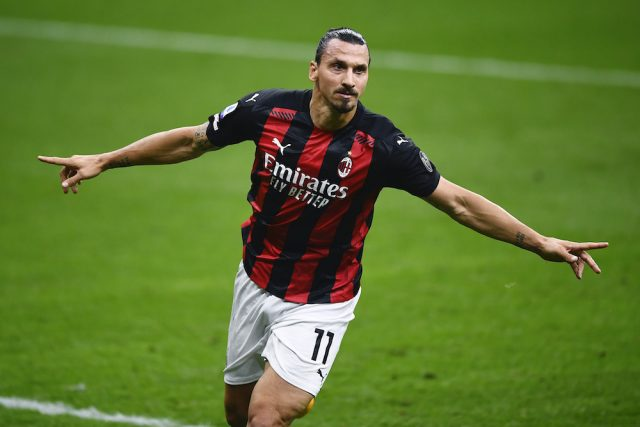 Bekräftar: Zlatan Ibrahimovic med i truppen mot Inter