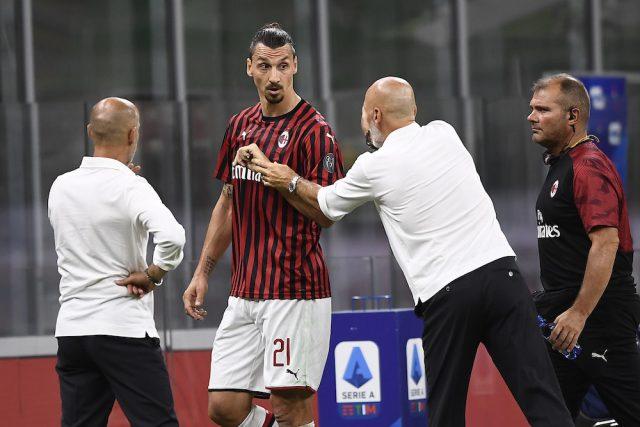 Tränaren hyllar Zlatan: