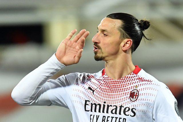 VIDEO: Zlatan slår till mot Fiorentina efter frånvaron