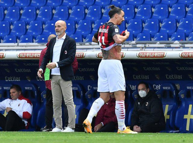 Domaren visade ut Zlatan - straffas