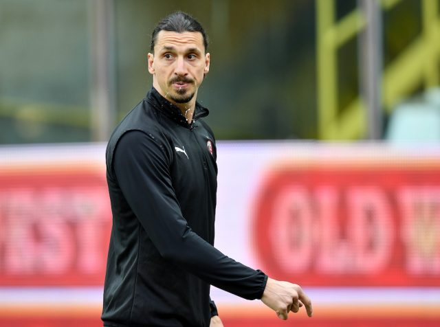 Zlatan Ibrahimovic kan få böter efter att ha brutit mot coronarestriktioner