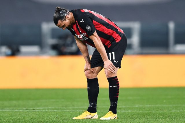 Officiellt: Zlatan Ibrahimovic missar EM