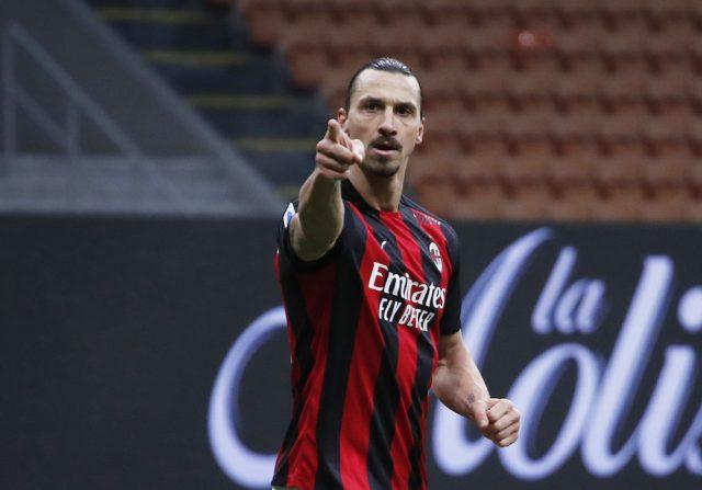 Zlatan motiverade Milan: