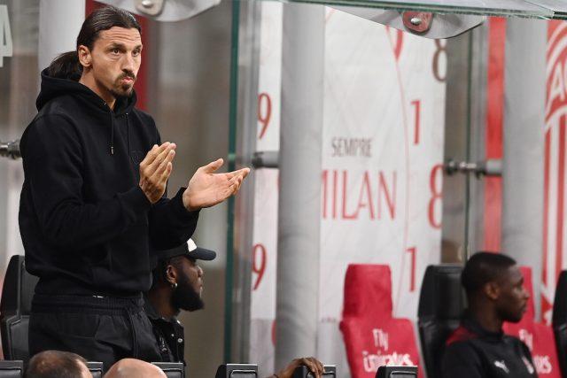 Uppgifter: Zlatan Ibrahimovic kan starta i stormatchen